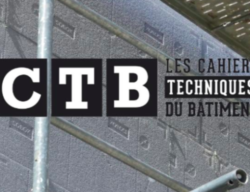 Interview de Magali Delhaye-Cottave dans les Cahiers Techniques du Bâtiment
