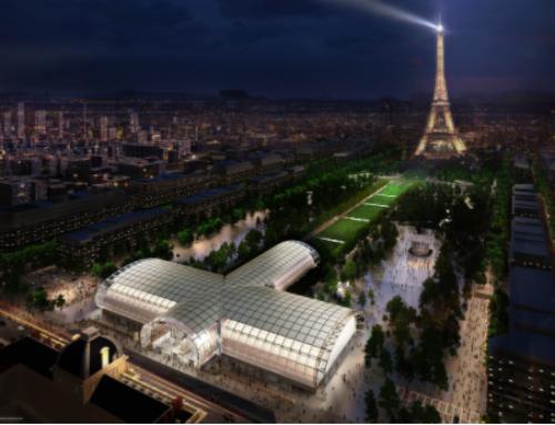 Toujours mobilisée pour ses clients, CSD & Associés accompagne la naissance du Grand Palais Ephémère.