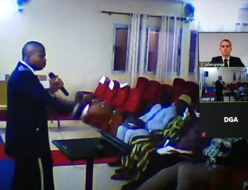 Burkina Faso : conférence sur la sécurité nationale en Afrique